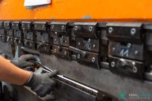 Fotografia reklamowa Wrocław - fotografia zakładu pracy, metalurgia, technika kgfotografia.pl