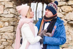 Fotografia ślubna Wrocław - sesja plenerowa Agnieszki i Damiana
