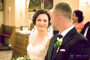 Fotografia ślubna Sieradz - ślub Karoliny i Mateusza