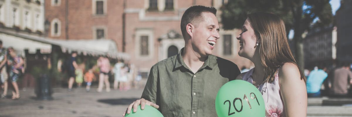 Sesja narzeczeńska Anny i Patricka we Wrocławiu - kgfotografia.pl