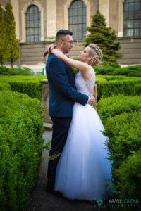 Fotografia ślubna - kgfotografia.pl - sesja plenerowa Malwiny i Adama