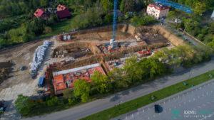 Fotografia reklamowa Wrocław - fotografia z drona kgfotografia.pl